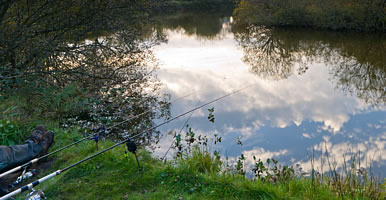 Enjoy a relaxing fishing holiday at East Rose